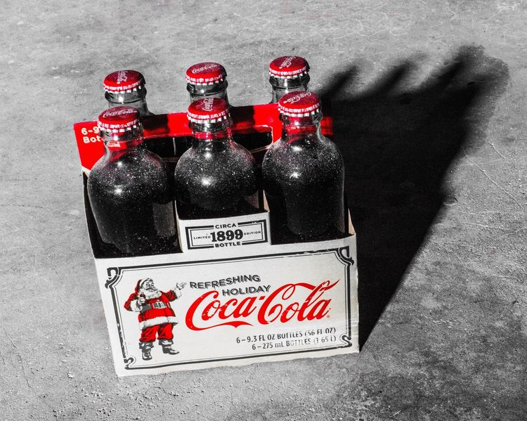 Retro Cola Text Red No People Indoors  Drink Food Day Close-up Freshness Cocacola Coke Coke Bottle Coke Collection Coke Bottles Blackandwhite Black And White Black And White Photography Blackandwhite Photography Concrete Concrete Floor Vintage Antique Collectors Item Collector's Item