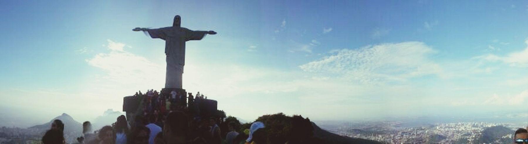 Brazil Cristo Redentor-Río De Janeiro Hello World Travelphotography ✌❤