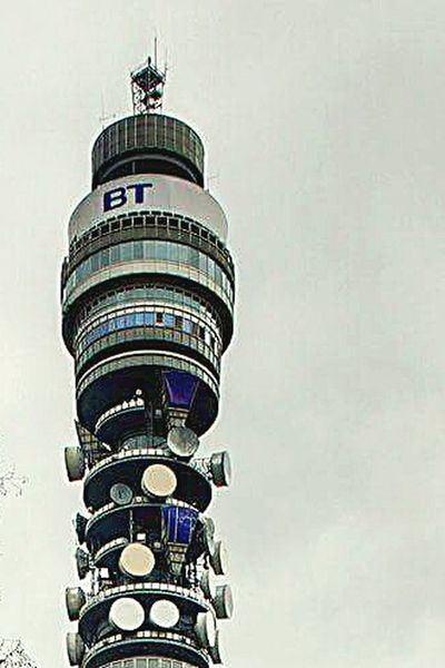 City Tower Travel Destinations Sky Architecture Skyscraper Business Finance And Industry Outdoors Day No People Cloud - Sky Building Exterior Urban Skyline Tree Cityscape BT Tower London