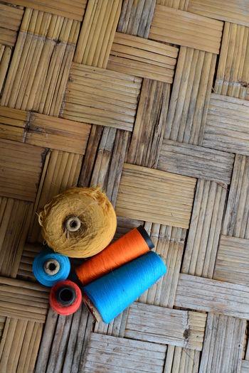 Thread For Weaving Roll Thread Thread Colors Bamboo Weave ใน Thailand