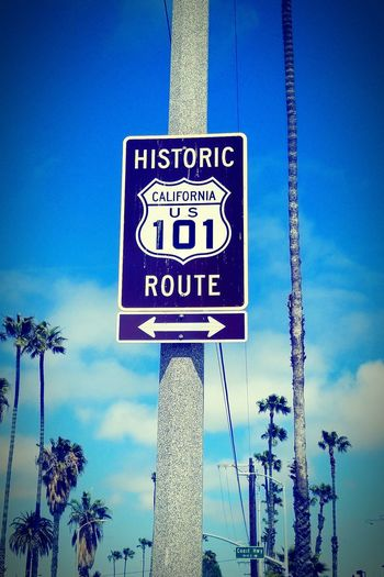 Historic Route 101 Sandiego_ca Feel The Journey