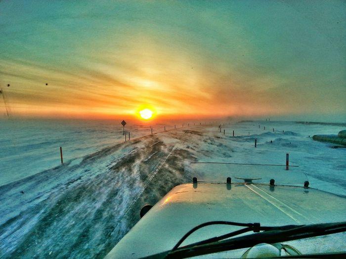 Slope life Arctic Northslope Alaska Oilfield