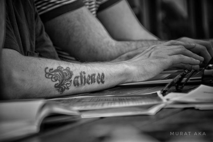 Tattoo Human