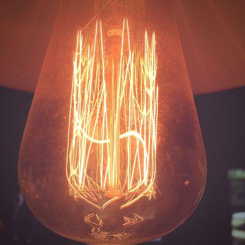 Edison Lamp First Eyeem Photo EyeEmNewHere