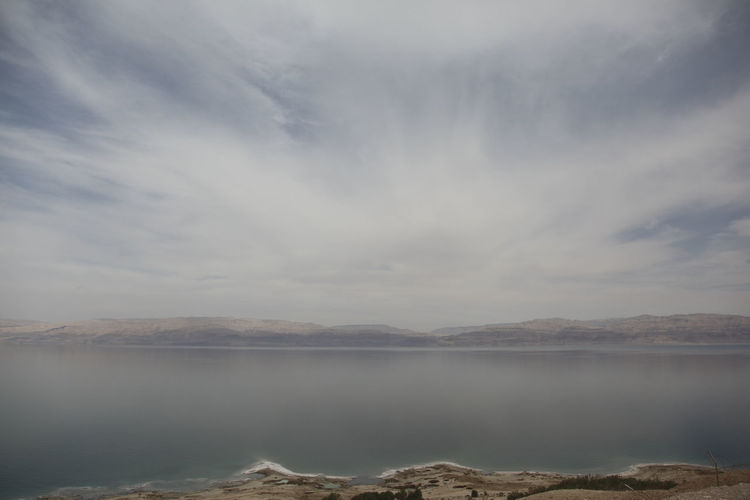 crazy clouds in Israel nice Views of the Holy Land Water Cloud - Sky Sky Beauty In Nature Tranquility Scenics - Nature Tranquil Scene Mountain Lake Nature No People Non-urban Scene Day Idyllic Environment Outdoors Landscape Remote