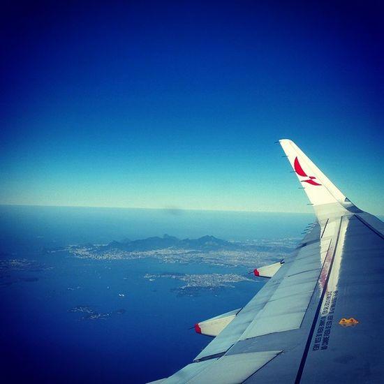 El vuelo del cóndor! @aviancafanpage Avianca Aviation Flight Wing SEA SKY RIODEJANEIRO