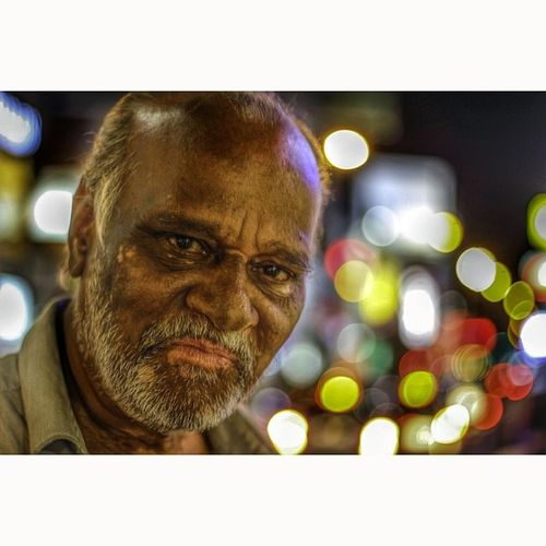 He says MG Road and Brigade road are like his second home Theme Bokeh Camera : canon 600D? Bangalore BrigadeRoad