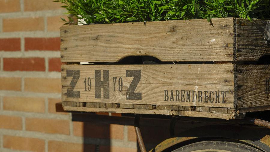 Barrel Close-up