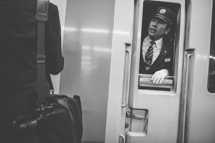 OSAKA Bnw Blackandwhite Photography Underground Japan