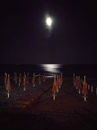 GOLFO DI SQUILLACE ,CALABRIA ,ITALY 2016 night