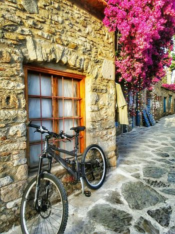 Bycicle Bycicle Rider Feel The Journey Turkey Traveling Travel Destinations Waytoheaven Cityscape Turkey ♡ Fiowers Besttime Rest & Relax Resting Time Resting Place Awayfromthecity Escaping The City Travelgram Travel Photography