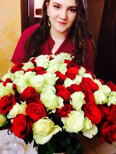 Great Atmosphere Me Cute Nice Flowers Beautiful Blagoveshchensk Happy Birthday! Roses White Rose