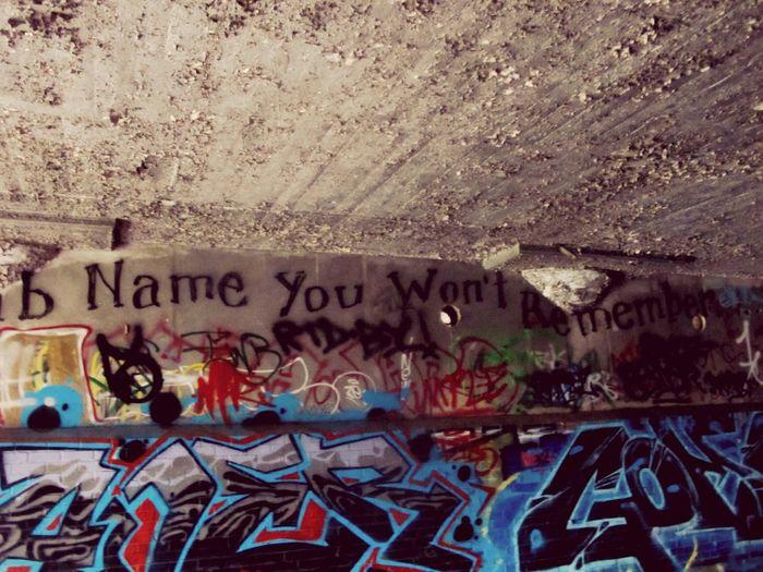 Long Goodbye Graffiti Swift Fortworth Tx Tagging It Up Forgotten Memories