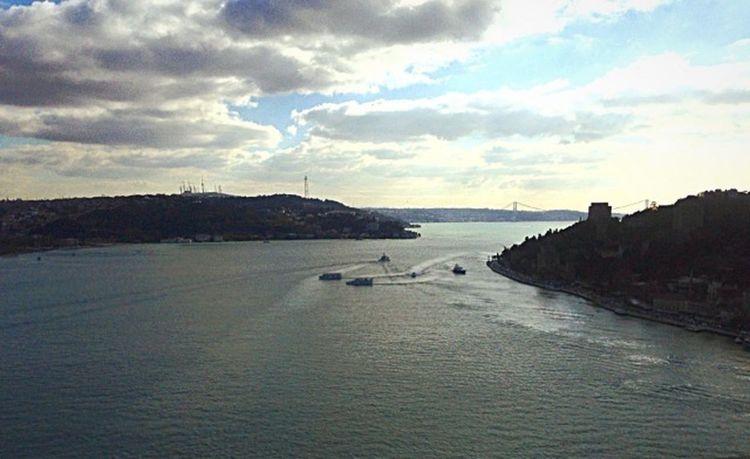 F.s.m. Köprüsü Boğaz Turkey Istanbul City