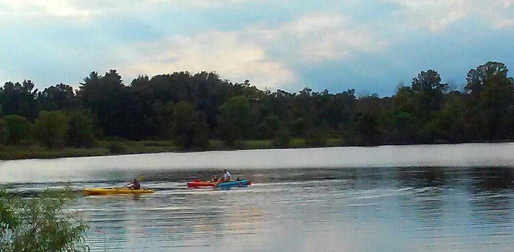Taking Photos Enjoying Life At The Lake Kayaker Beautiful Nature The Purist (no Edit, No Filter) My Perspective