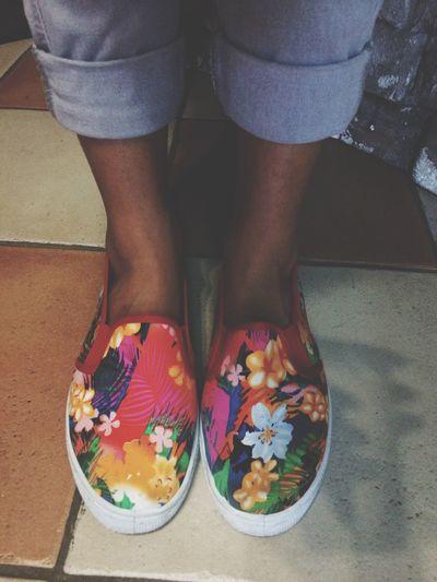 Shoe Fetish shoe fetish Color Splash
