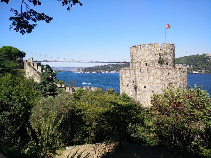 Rumelihisari Castle Bosphorus Istanbul
