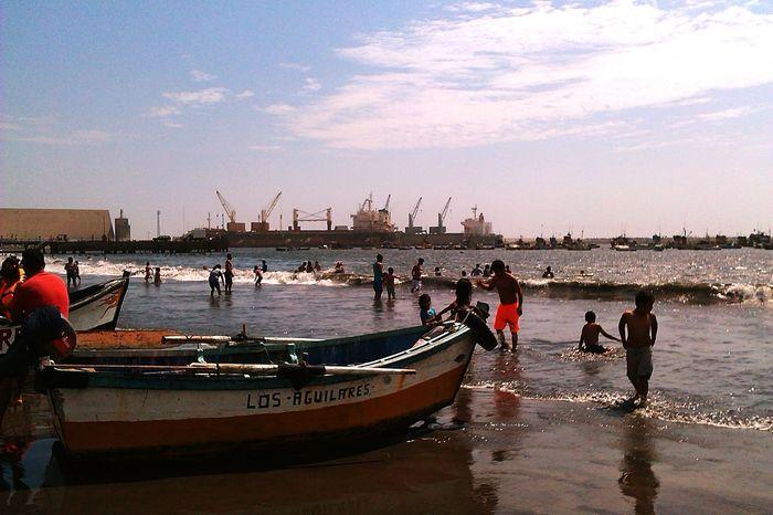 Peru Peruvian Chill Salaverry Salaverry Trujillo Summer Peruvian Girl Ships⚓️⛵️🚢