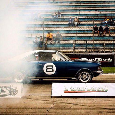 Oldcars Classic Cars Burnout Opala