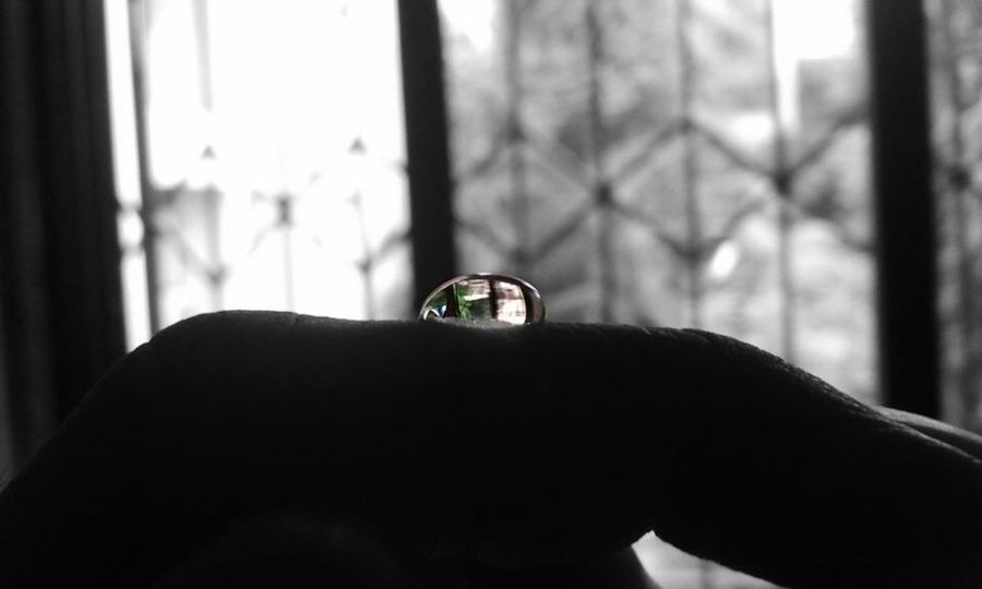 Hands On Time To Reflect Water Droplets Light Up Your Life