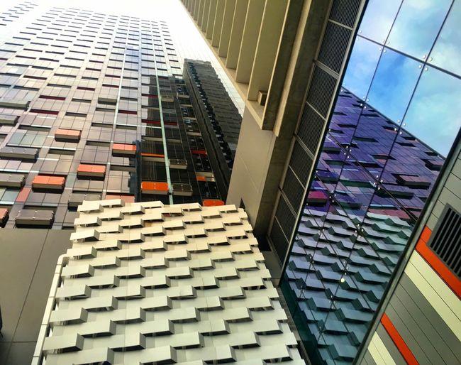 Your Design Story Architecture Architecture_collection Architectural Detail Travel Photography Travelgram Halfcenturytraveller Melbourne Melbourne City Modern Architecture ArtWork