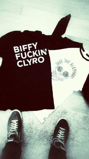 Bands. BiffyClyro Cage The Elephant Biffy Clyro Band Band T-shirt Nike Nikeblazer Blackandwhite Gig Music