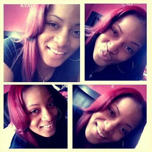 red head shawdy