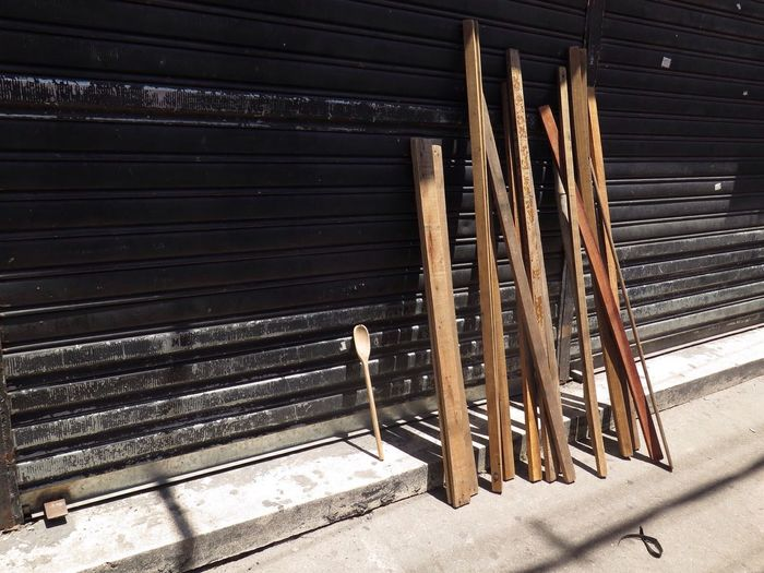 Sticks and stones. And a spoon. The Market Series Wood São Paulo 2014