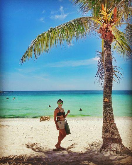 Me and the coconut Tree Vacations beachaholic Vitaminsea Hello World Enjoying Life Feel The Moment Feel The Journey Islandgirl Islandlife Ivyenturer That's Me IvyEntures2016