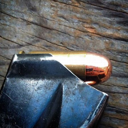 Went shooting. @stephane_barnett1 @elyse_nb @kat_kran @alexander_valentin 45 Pistol Mag BangBang Fun Pemberton Whistler Bday
