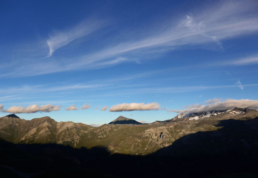 Austrian Alps Beauty In Nature Cloud - Sky Landscape Mountain Mountain Range Scenics - Nature Sky