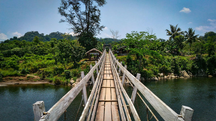 meet me at the other side Hanging Bridge Marag Valley Apayao Philippines