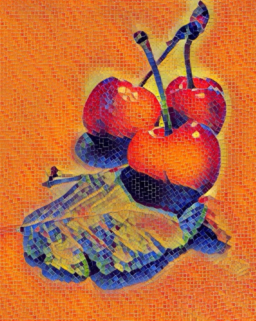 fruit, no people, healthy eating, colored background, indoors, studio shot, close-up, day, freshness