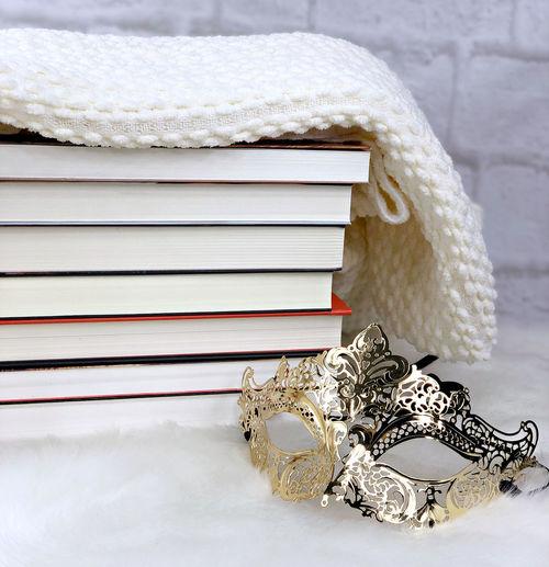 Book Books Mask