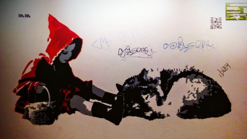 Streetart/graffiti Graffiti Streetphotography Street Art Milano Milan,Italy Notes From The Underground Streetart