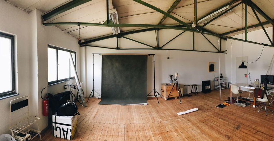 Hello new studio! ✌🏻