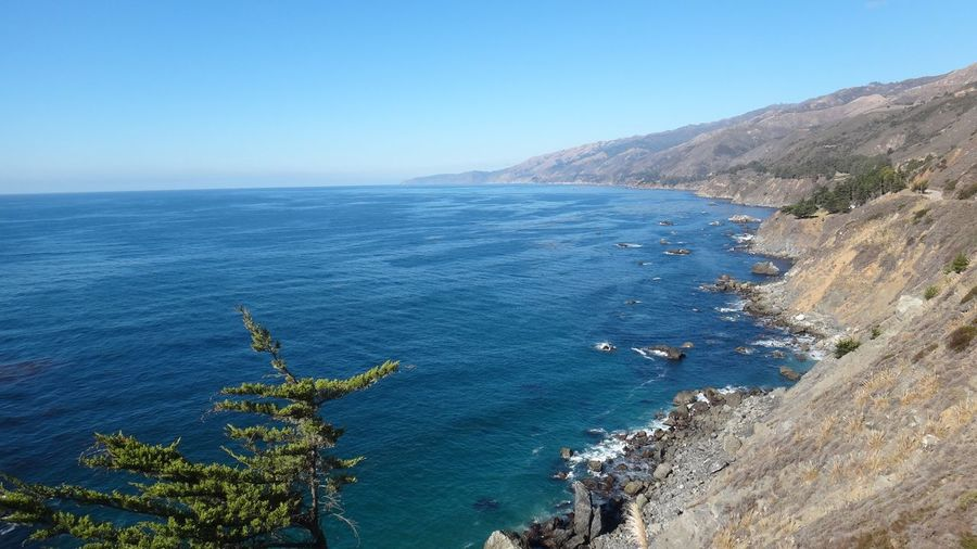 BIG SUR CALIFORNIA USA Beach Big Sur California California Coast California Love EyeEm EyeEm Best Shots EyeEm Gallery EyeEm Nature Lover EyeEmBestPics Green Highway Landscape Pacific Ocean Sea Sea And Sky Sea View Sea_collection Seascape Sky Sun USA Water