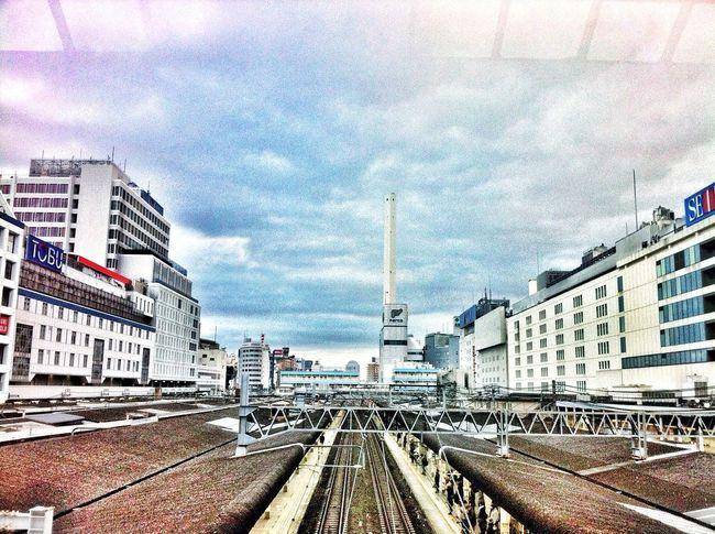 sky at Tokyo Sky