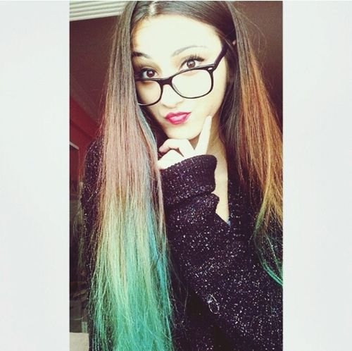 Hi! New Hair Color ♕✌