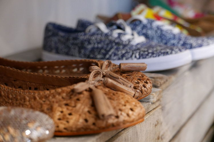 Multiples choices for a better summer. Casual Clothing Close-up Clothes Clothing Colorful Colors Day Focus On Foreground Indoors  Live Love Shop No People Present Row Sales Selective Focus Shoe Shoes Shopping Still Life Style Summer
