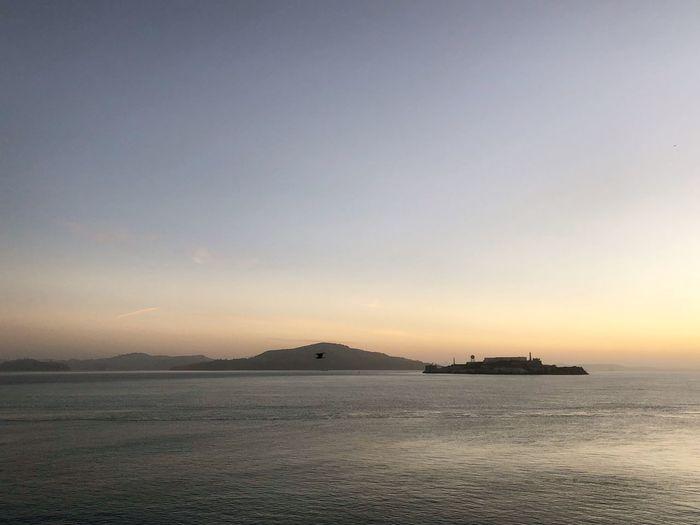 Alcatraz Sky