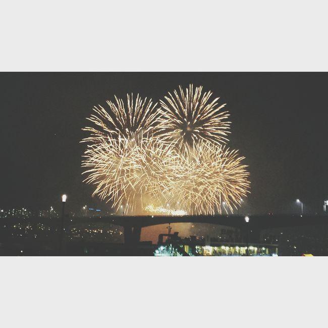 Fireworks Fireworks! Seoul_korea Seoul