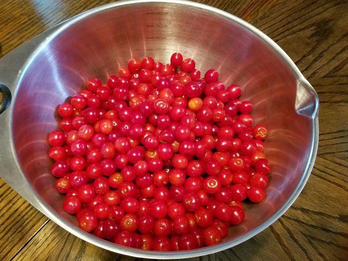 Cherries from
