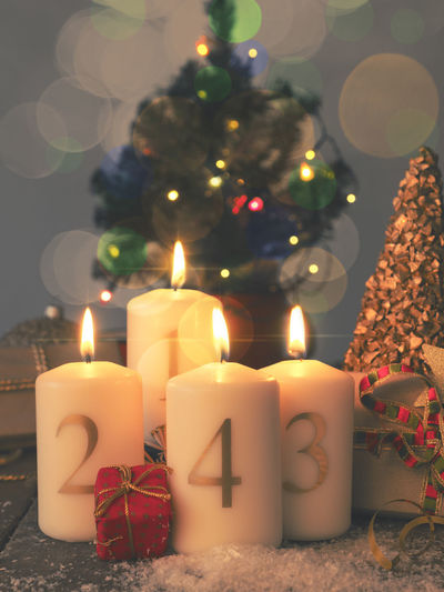 Four Advent