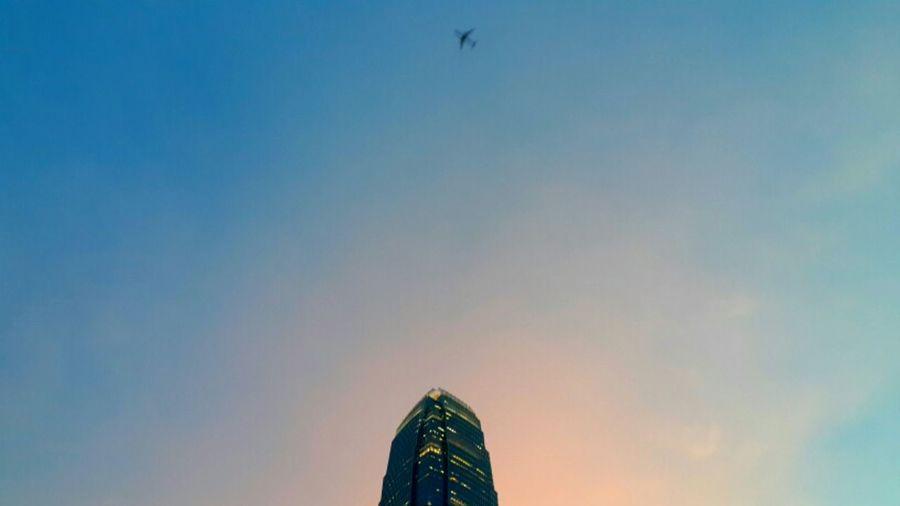 傍晚时分 HongKong Photography Beautiful Travel Clouds And Sky