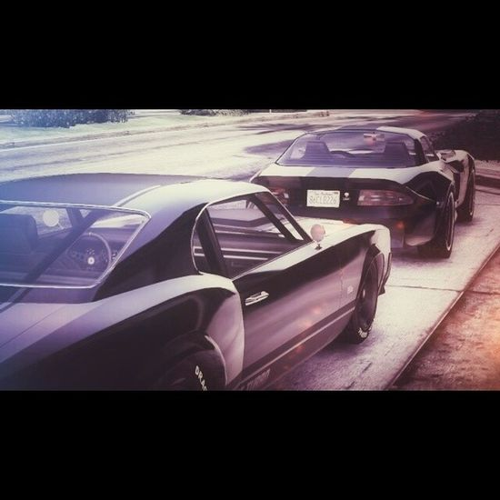 Sabre or Banshee ? Why not both ? Gtaphotographers Snapmatic Snapseed