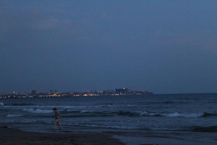 The Purist (no Edit, No Filter) Darkness Summer Night
