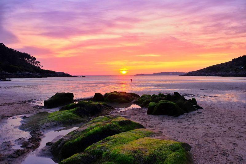 Beach Galicia