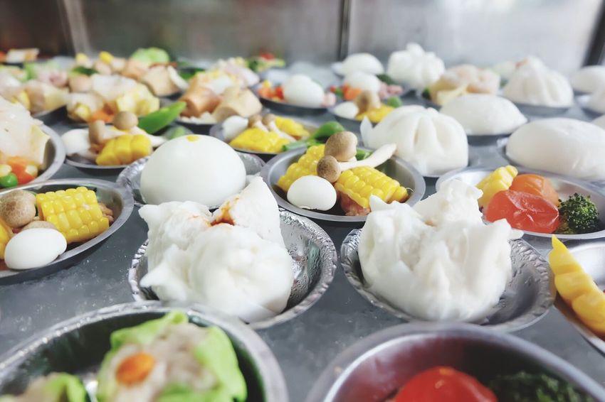 Dim Sum Food Breakfast Chinese Food