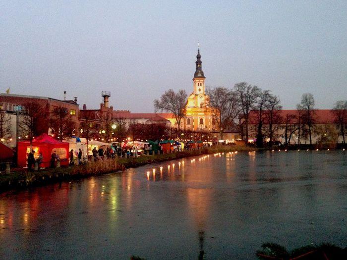 Weihnachtsmarkt Neuzelle 2014